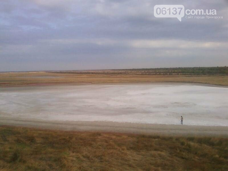 О целебных свойствах грязи Азовского побережья доказано ученым -химиком Евгением Бурксером, фото-7