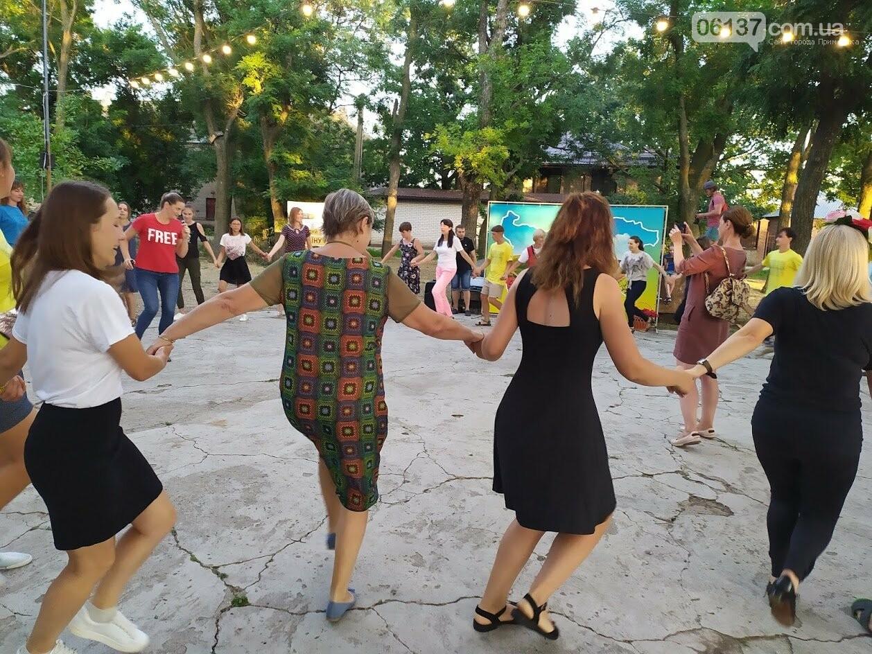 Вчора БУРівці в Приморську вчились танцювати запальне болгарське хоро, фото-1