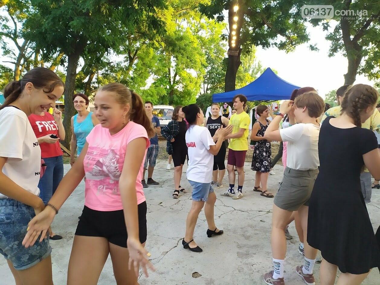Вчора БУРівці в Приморську вчились танцювати запальне болгарське хоро, фото-7