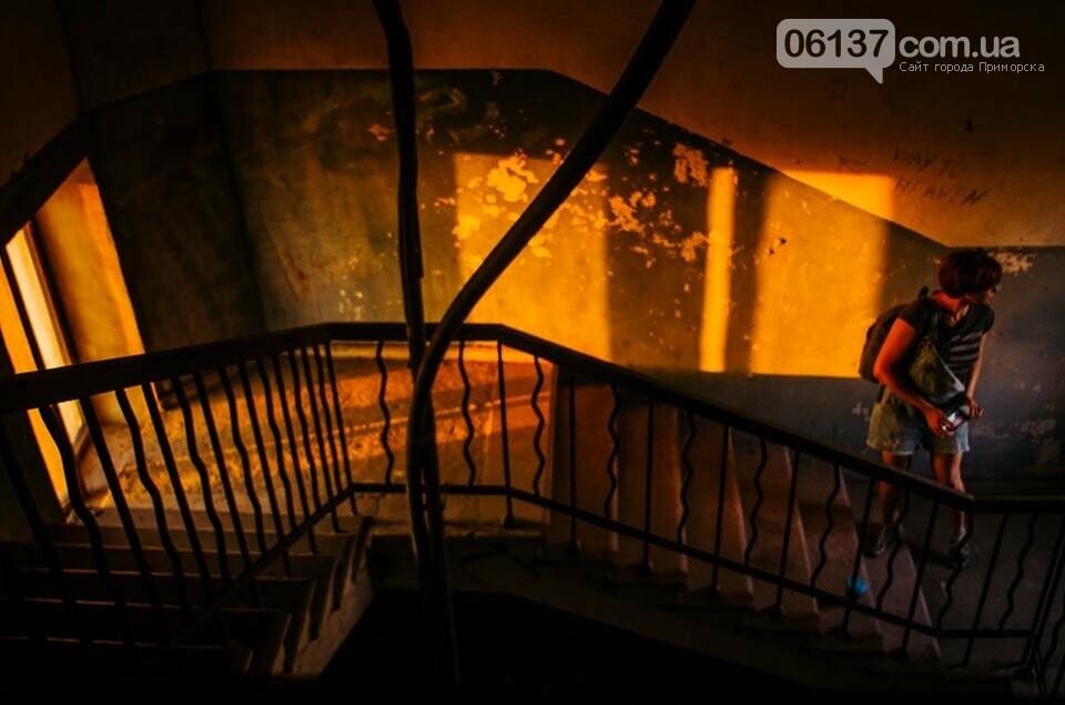 Что сделают для спасения дома с башней на центральном проспекте. Фоторепортаж/Вид с башни, фото-18
