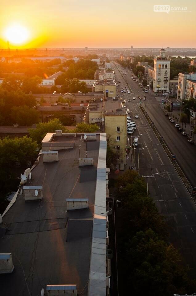 Что сделают для спасения дома с башней на центральном проспекте. Фоторепортаж/Вид с башни, фото-21