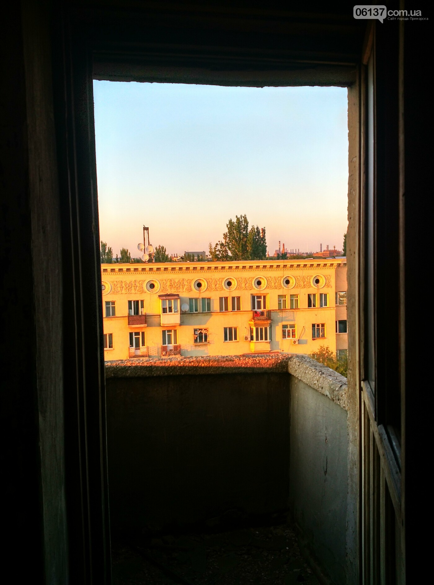 Что сделают для спасения дома с башней на центральном проспекте. Фоторепортаж/Вид с башни, фото-3