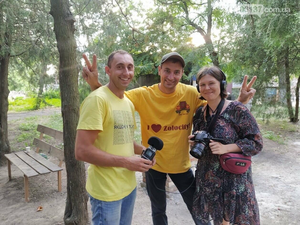Робота закінчена, пора додому. Волонтери літнього табору БУР в Приморську прощались з нашим містом., фото-1