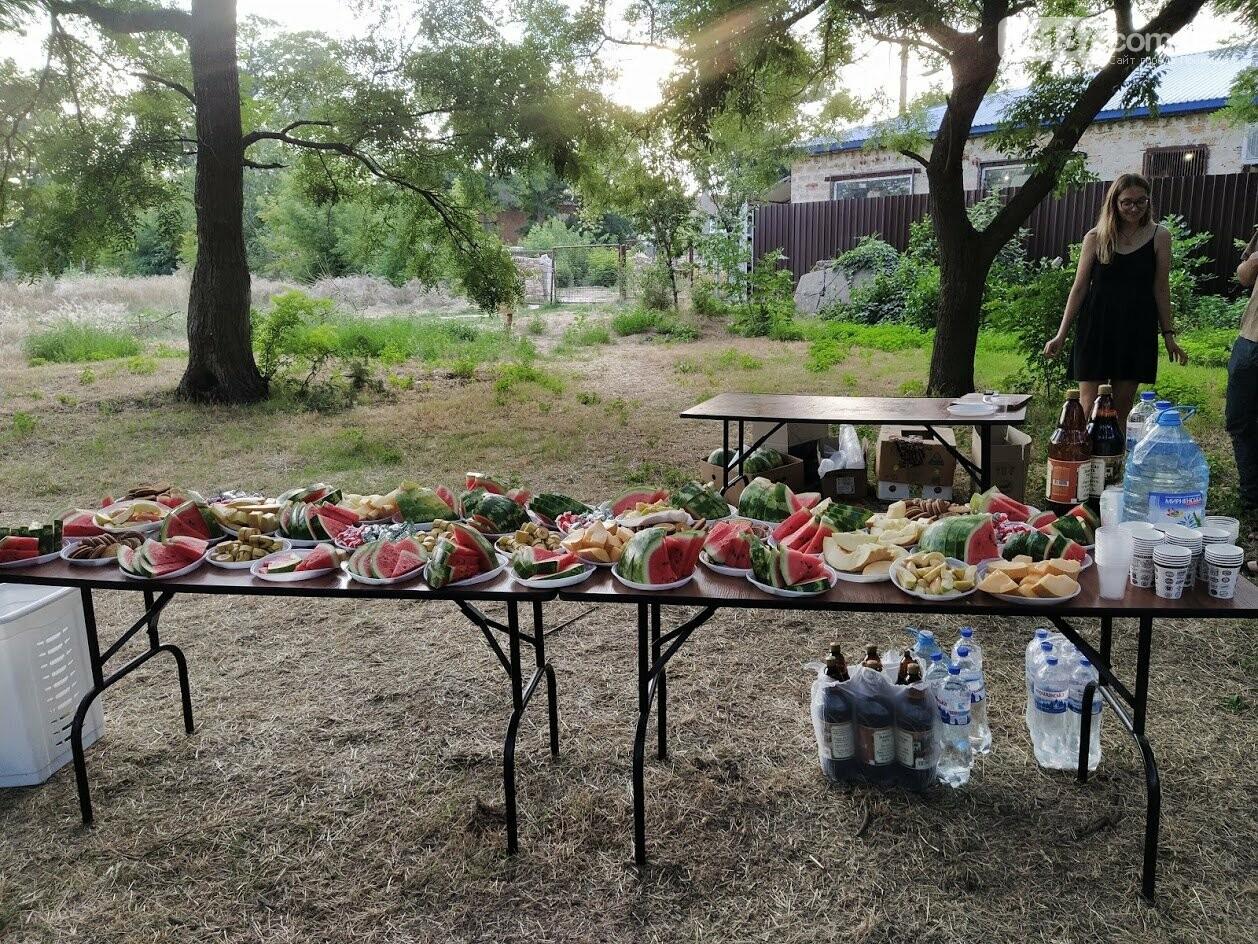 Робота закінчена, пора додому. Волонтери літнього табору БУР в Приморську прощались з нашим містом., фото-4
