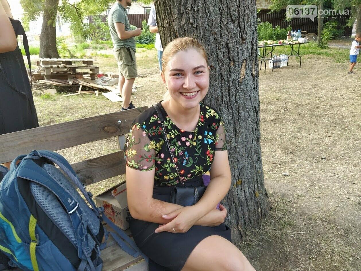 Робота закінчена, пора додому. Волонтери літнього табору БУР в Приморську прощались з нашим містом., фото-11