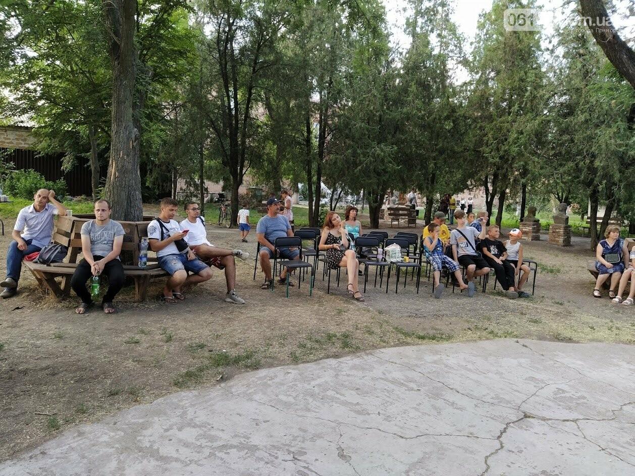 Робота закінчена, пора додому. Волонтери літнього табору БУР в Приморську прощались з нашим містом., фото-2