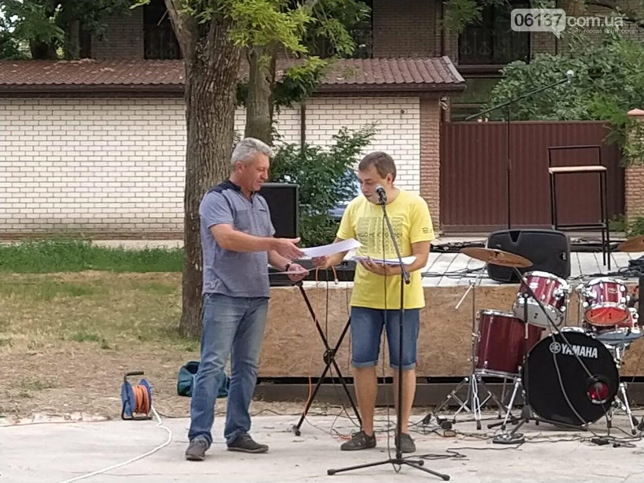 Робота закінчена, пора додому. Волонтери літнього табору БУР в Приморську прощались з нашим містом., фото-5