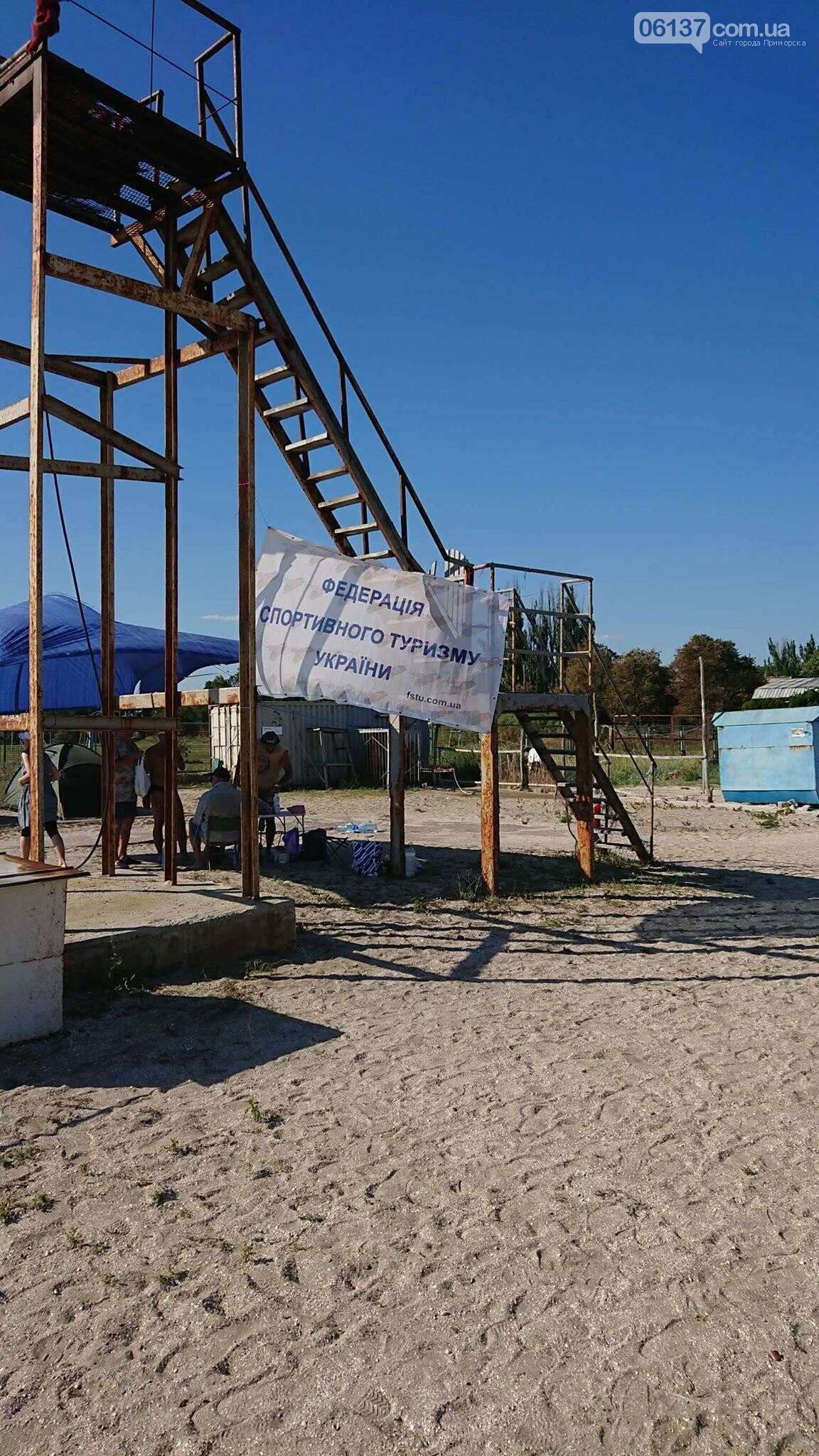 В Приморську відбуваються змагання на Кубок України зі спортивного туризму, фото-4
