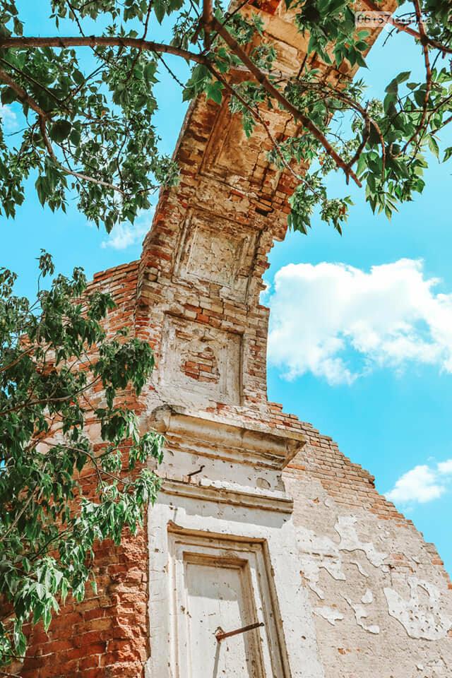 Под Запорожьем нашли руины старинной церкви. Фото, фото-1