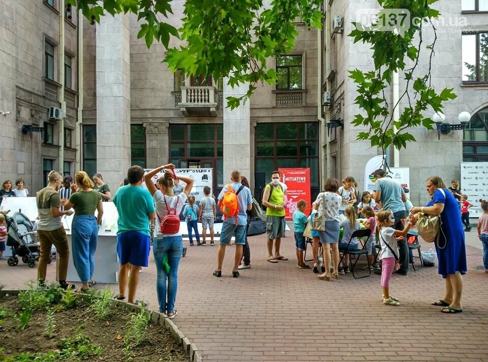 Маленькие запорожцы с родителями собираются на фестивале Арт-Форума. Фото, фото-6
