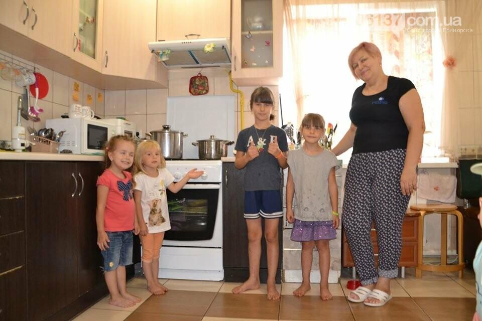 Как помогать эффективно: в Запорожье многодетная семья с приемными детьми получила газ. Видео , фото-2