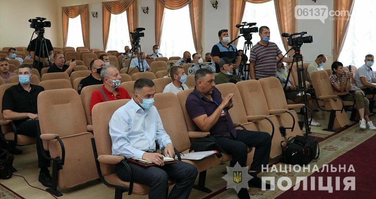 Приморська поліція Запорізькій області залучає громадськість у боротьбі з наркоманією, фото-2