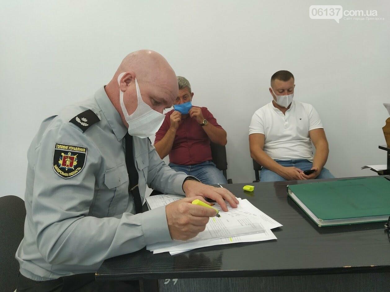 Приморська поліція Запорізькій області залучає громадськість у боротьбі з наркоманією, фото-3