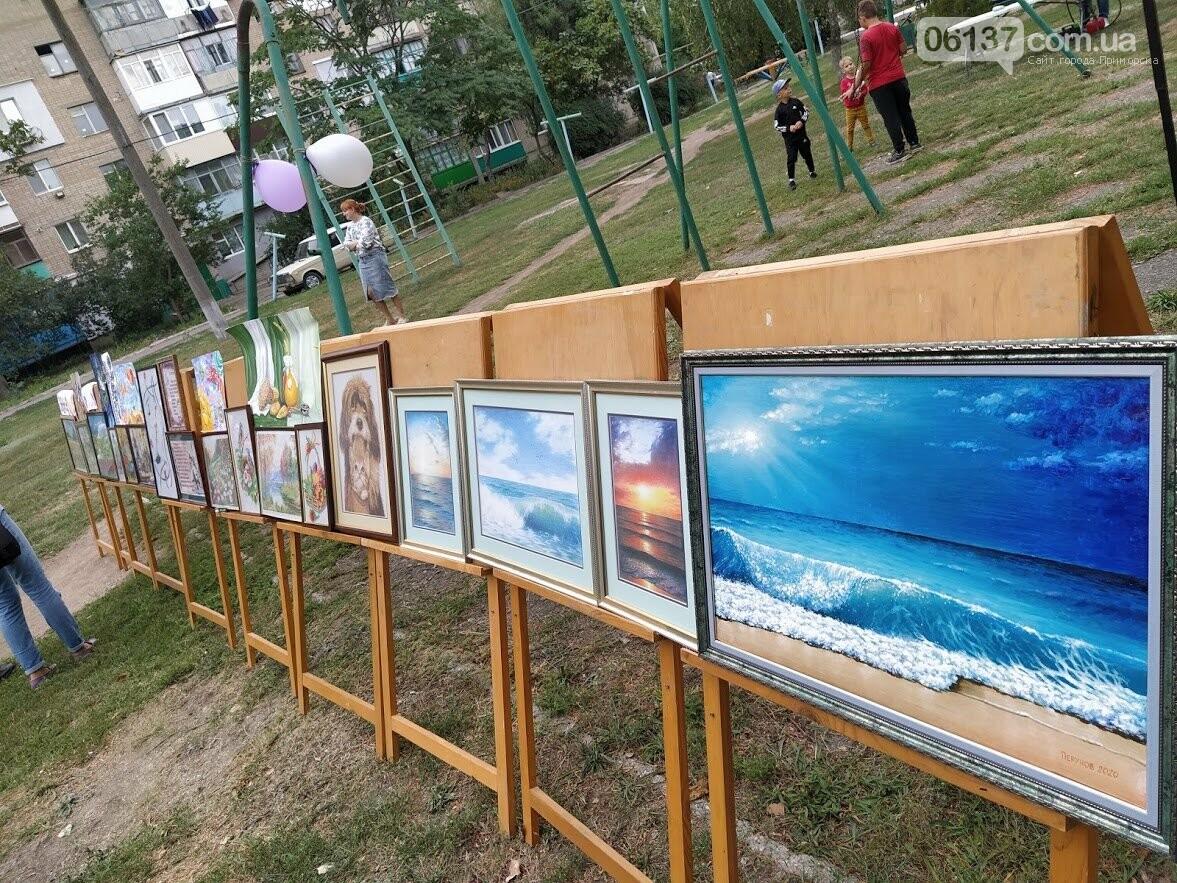 """В Приморске """"Соседи-2010"""" весело и дружно отмечали юбилей, фото-2"""