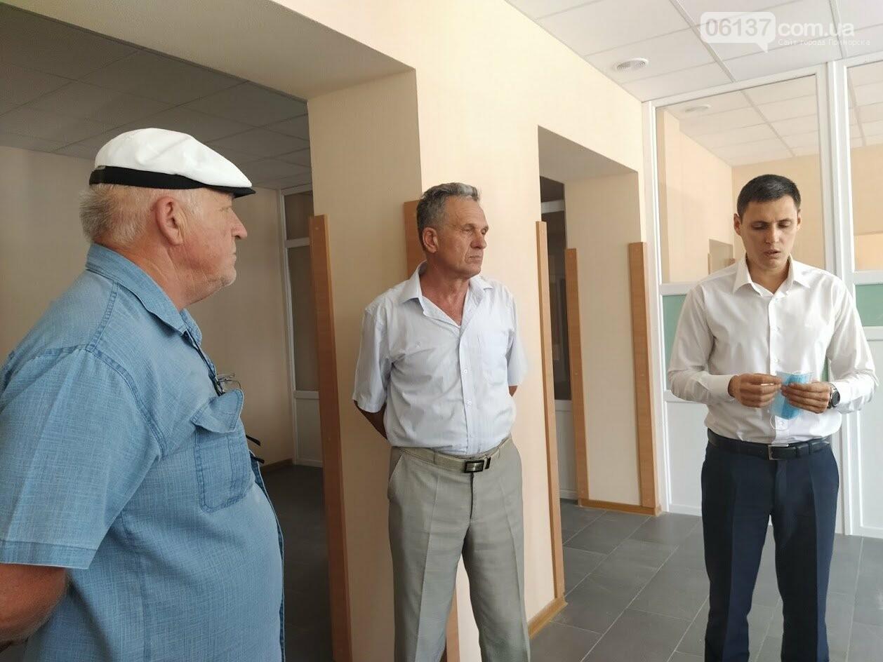 В Приморске после 1 октября откроется новая поликлиника, фото-1