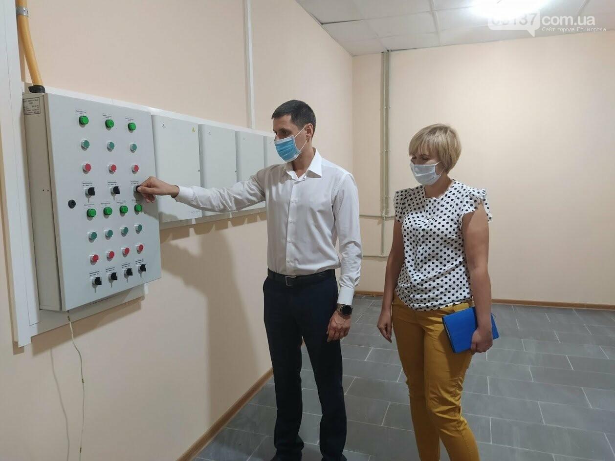 В Приморске после 1 октября откроется новая поликлиника, фото-3