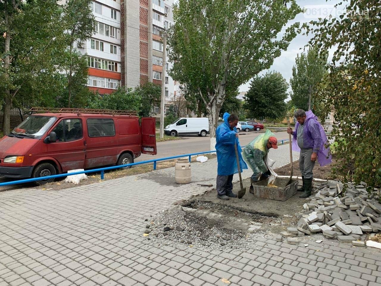 Новые современные велопарковки в Бердянске, фото-6