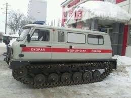 В Запорізькій області автомобіль швидкої прямуючи на виклик застряг у багнюці, фото-2
