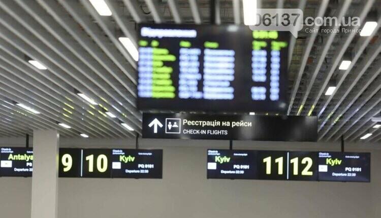 Новый терминал в запорожском аэропорту готов к открытию. Фото, фото-4