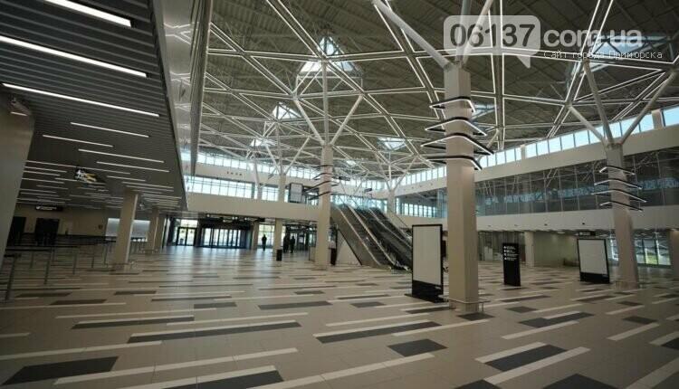 Новый терминал в запорожском аэропорту готов к открытию. Фото, фото-5