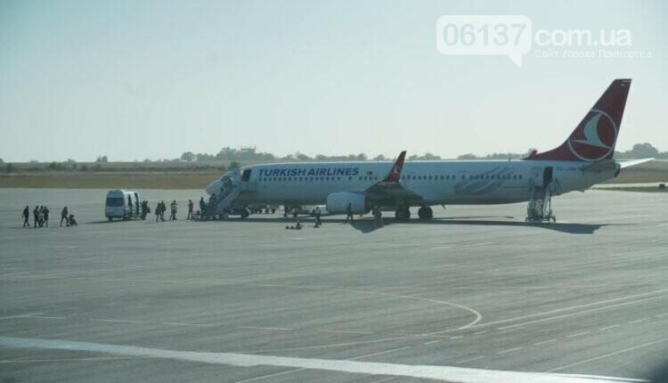 Новый терминал в запорожском аэропорту готов к открытию. Фото, фото-7