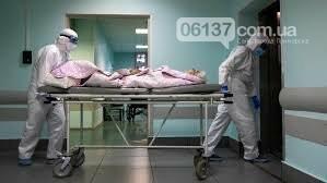 В Украине растет заболеваемость COVID-19 среди медиков и полицейских, фото-1