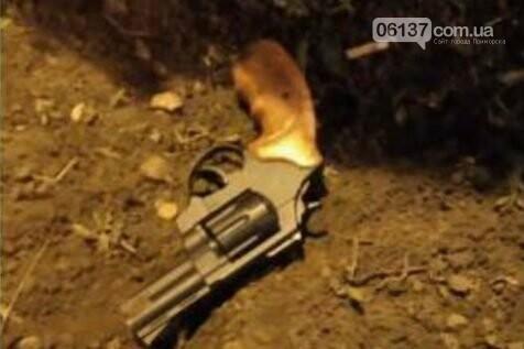 В Запорожской области парень в приступе ярости прострелил ногу возлюбленной. Фото, фото-1
