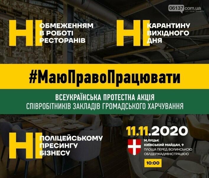 Предприниматели Запорожской области выйдут на акцию протеста против карантина  , фото-2