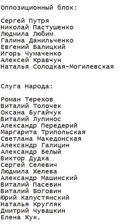 Стало известно, кто из депутатов вошел в запорожский облсовет. Список , фото-1