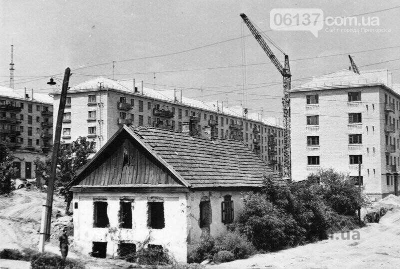 Как выглядел центр Запорожья во времена села Вознесенка. Фото , фото-8