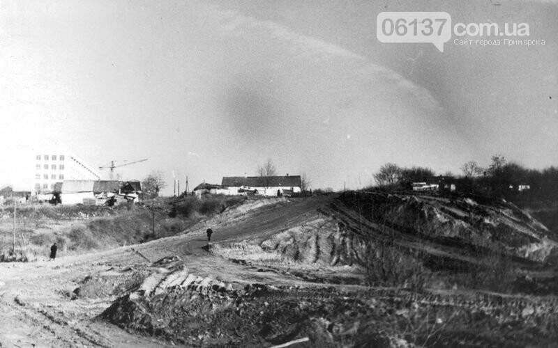 Как выглядел центр Запорожья во времена села Вознесенка. Фото , фото-1