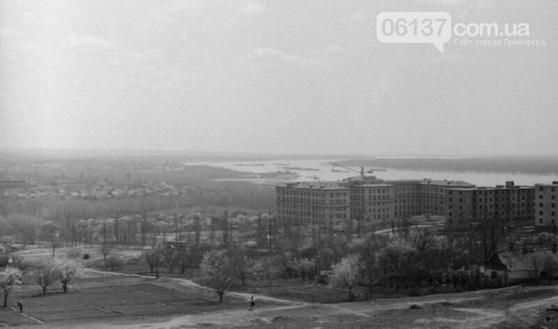 Как выглядел центр Запорожья во времена села Вознесенка. Фото , фото-2