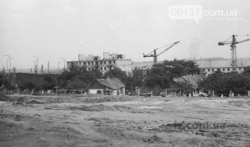 Как выглядел центр Запорожья во времена села Вознесенка. Фото , фото-4
