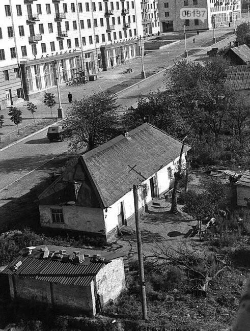 Как выглядел центр Запорожья во времена села Вознесенка. Фото , фото-6