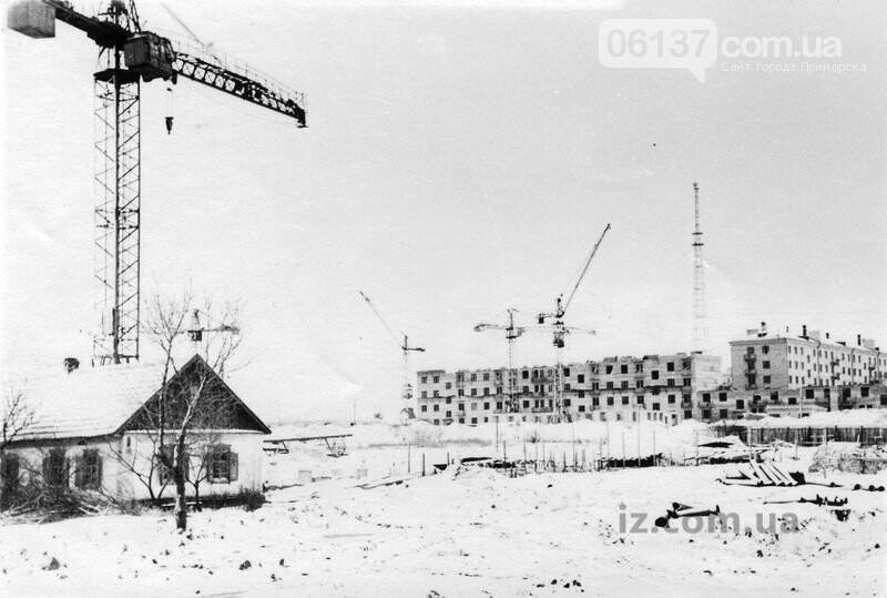 Как выглядел центр Запорожья во времена села Вознесенка. Фото , фото-7
