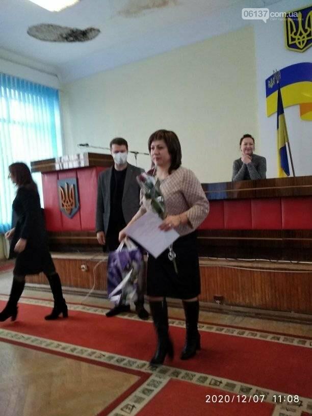 В Приморську пройшли урочистості до Дня місцевого самоврядування, фото-1