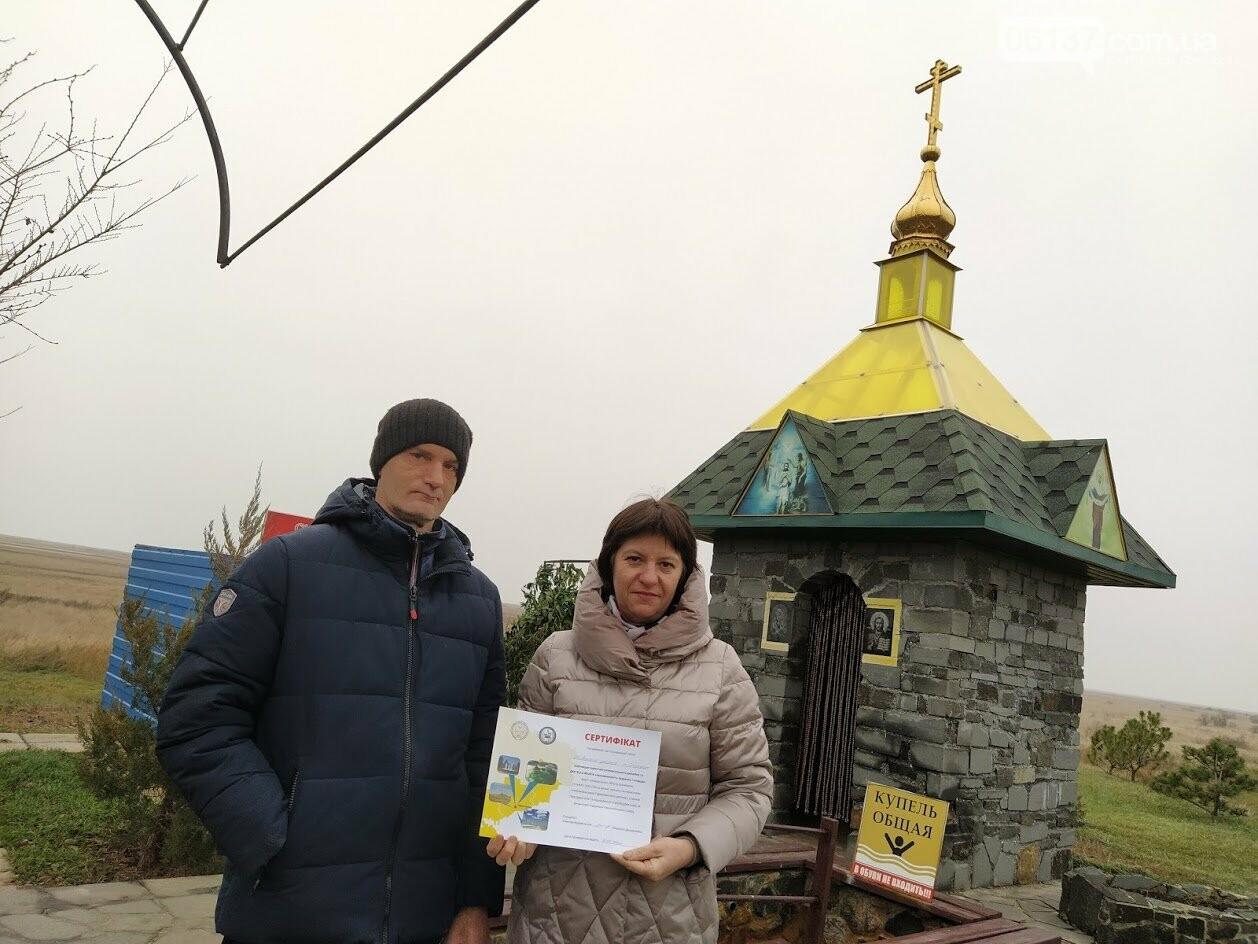 """""""Агенти з доступності"""" у Приморську надали сертифікати та рекомендації  щодо пандусів , фото-5"""