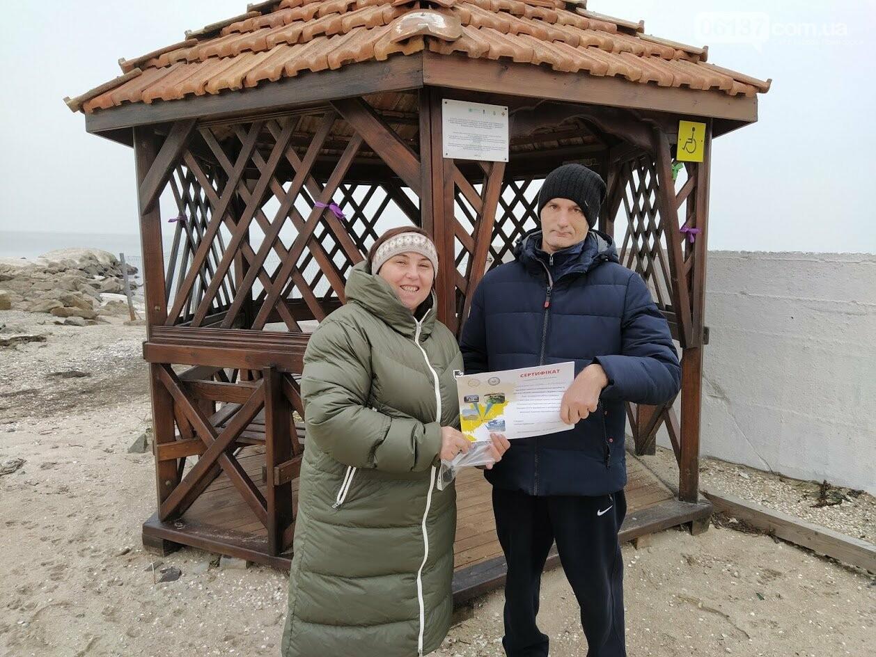 """""""Агенти з доступності"""" у Приморську надали сертифікати та рекомендації  щодо пандусів , фото-4"""