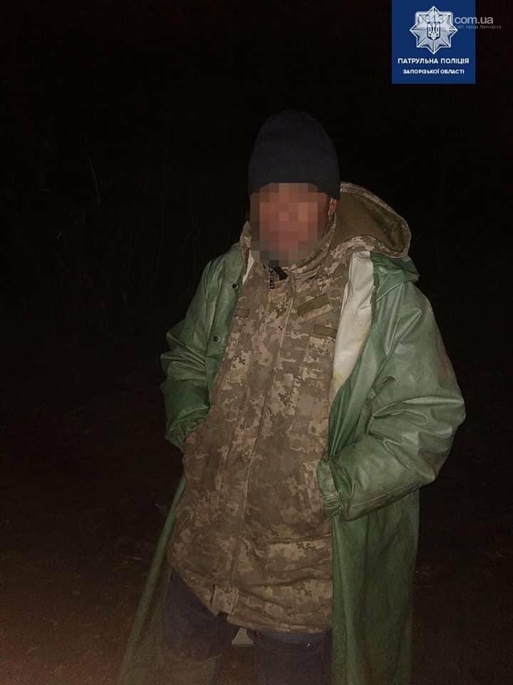 В Запорожской области общественники задержали браконьеров. Видео, фото-2