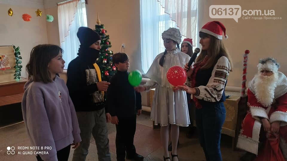 """Цієї неділі 27 грудня  Преславські діти взяли участь у """"Новорічних пригодах"""", фото-1"""