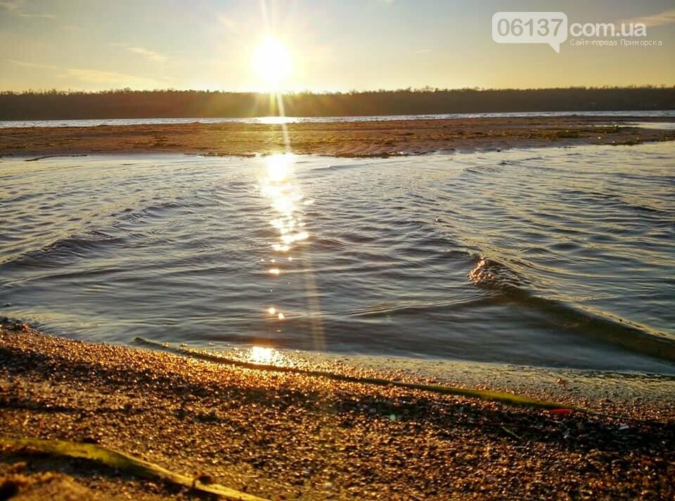 Иней, лед и солнце: живописные выходные в Запорожье. Фото , фото-2