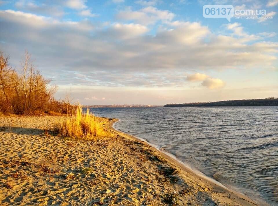 Иней, лед и солнце: живописные выходные в Запорожье. Фото , фото-3