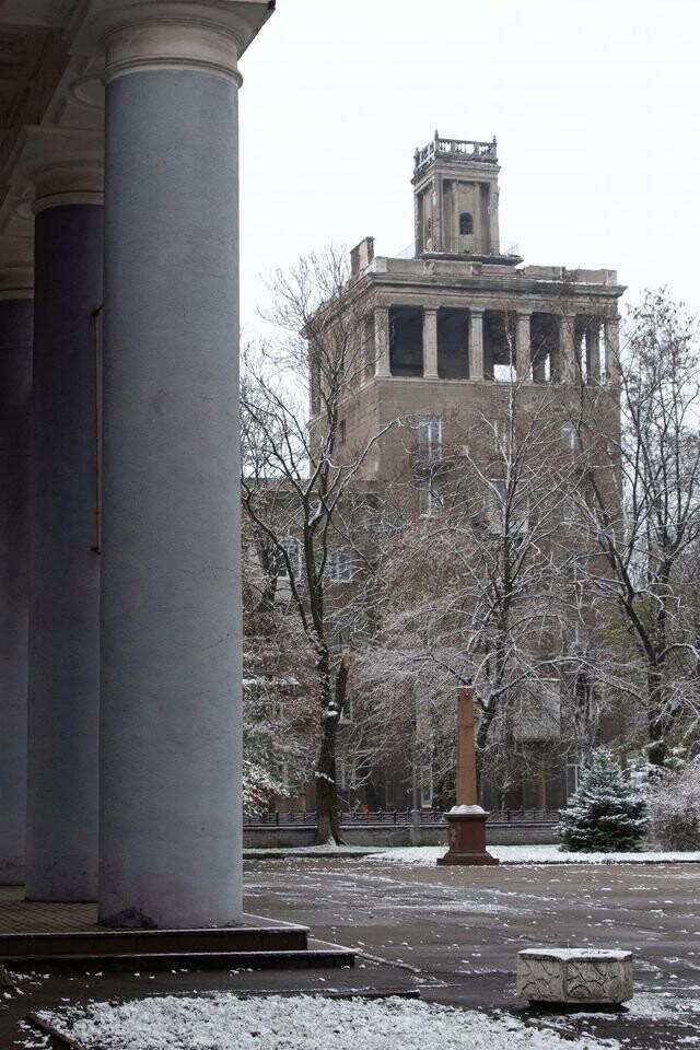 Самая старая запорожская башня полностью развалилась. Фоторепортаж , фото-2