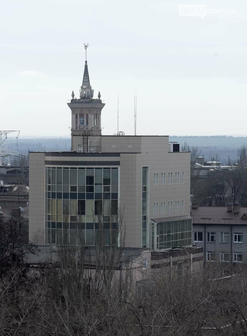 Самая старая запорожская башня полностью развалилась. Фоторепортаж , фото-5