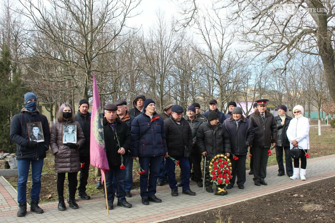 Сегодня жители Приморска чтут память погибших земляков в Афганской войне, фото-2