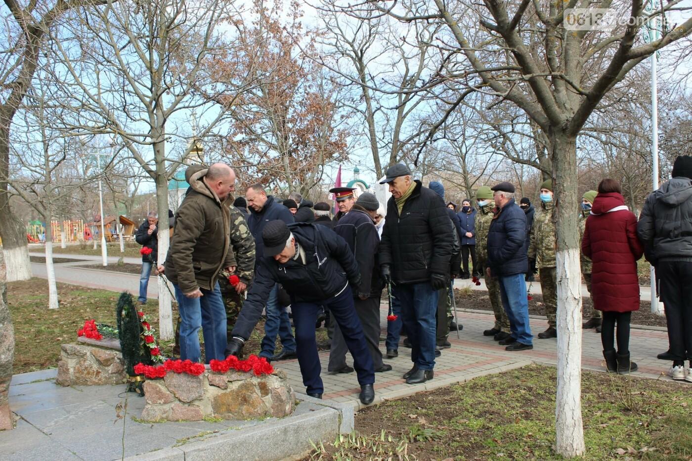 Сегодня жители Приморска чтут память погибших земляков в Афганской войне, фото-3