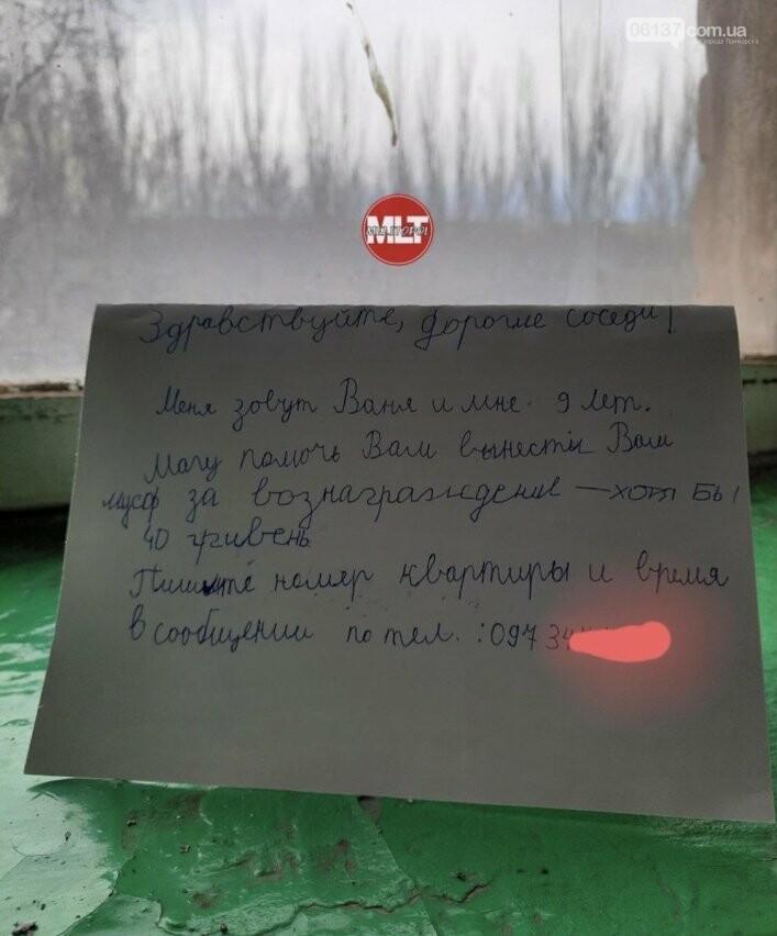В Запорожской области школьник придумал креативный способ заработать денег , фото-2