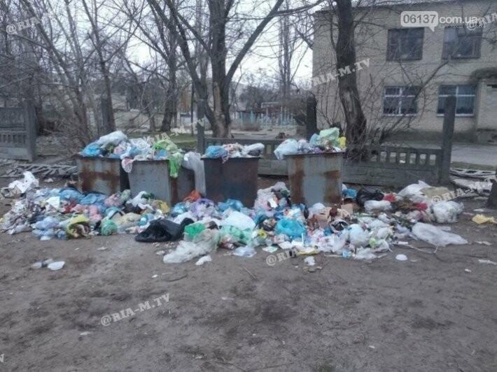 """Экологическое безобразие: в Запорожской области """"туристический"""" поселок утонул в мусоре. Фото, фото-6"""