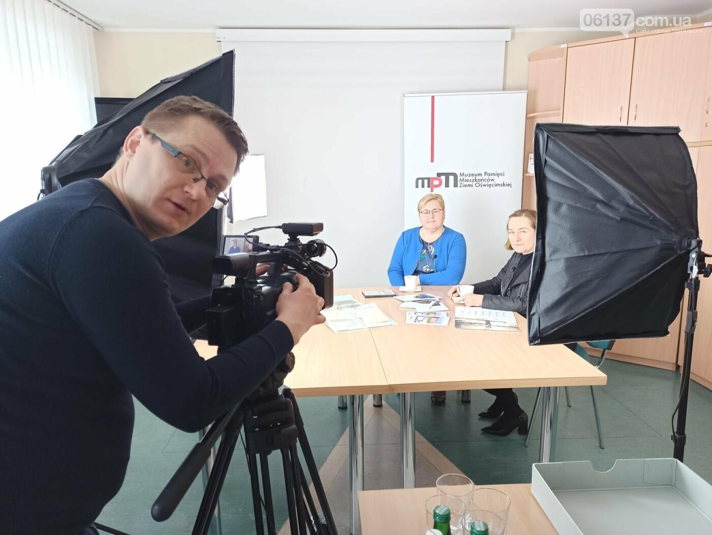 """В Приморську підходить до завершення польсько-український проєкт """"Твоя історія починається тут"""", фото-1"""