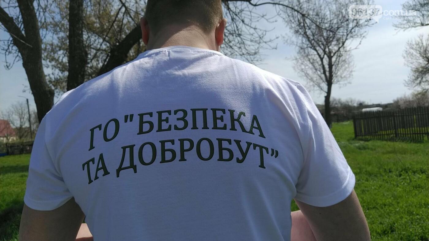Мешканці Приморська активно проводять весняні толоки, фото-12